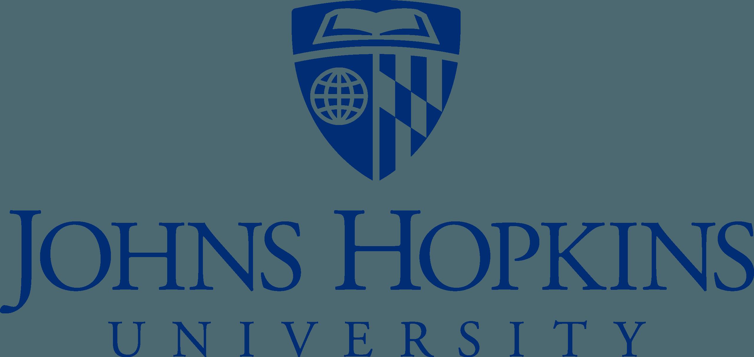 Johns Hopkins logo, FluoroFinder partnerships