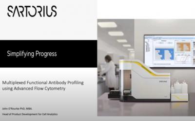 Multiplexed Functional Antibody Profiling Using Advanced Flow Cytometry