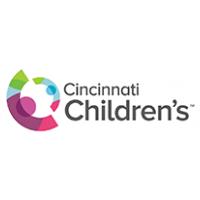Cincinnati Children's logo, flow panel design