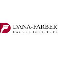 Dana Farber logo, flow panel design