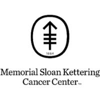Memorial Sloan Kettering logo, flow panel design
