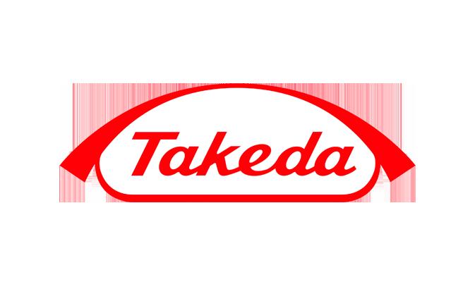 Takeda logo, FluoroFinder Partnerships