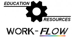 WORK-FLOW Logo